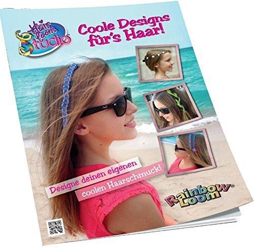 Coole Designs für's Haar: Hair Loom Studio von Rainbow Loom (13. Mai 2015) Taschenbuch