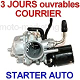 CARBURATEUR STARTER AUTOMATIQUE pour MBK BOOSTER NAKED NG SPIRIT ROAD 50 AC