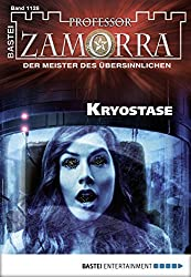 Professor Zamorra - Folge 1128: Kryostase
