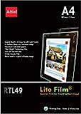 RTL49, A4, 50 Blatt, dünn, Hintergrundbeleuchtung, Lite, für LED-Leuchten/LED Panel LED, Leuchtbox, £ 33,00 Mehrwertsteuer und Lieferung am nächsten Tag verfügbar