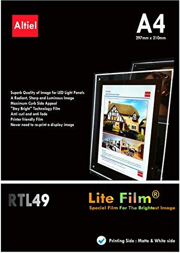 RTL49-A4X 300hojas cualquier inyección tinta