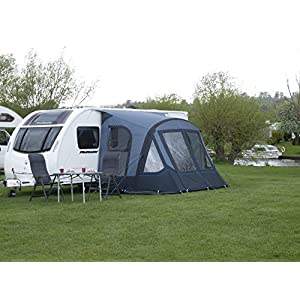 westfield dorado air 350 lightweight inflatable caravan porch awning