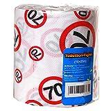 Preis am Stiel 1 Stück Toilettenpapier Verkehrsschild 70