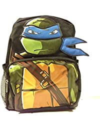 Preisvergleich für Teenage Mutant Ninja Turtles Leo 'Be the Character' 12 Backpack by Nickelodeon