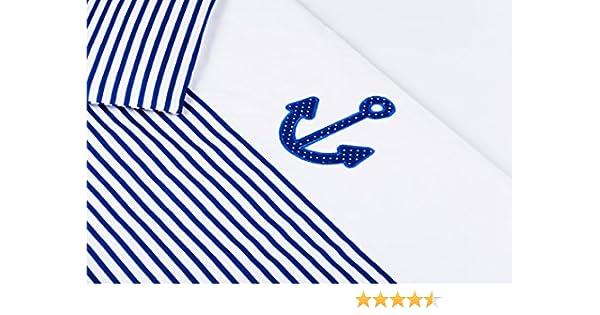 2 tlg. Amilian/® Baby Bettw/äsche Design: Sternchen Grau 35x40 cm 80x80 cm
