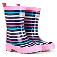 Hatley Wellies Colourful Stripes
