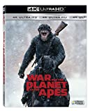 War For The Planet Of The Apes 4K Ultra HD Region Free Available now !!