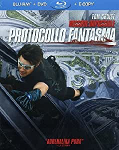 Mission: impossible - Protocollo fantasma (+DVD+e-copy)