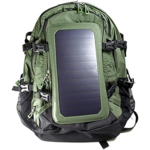 Mochila con panel solar 6.5W 6V para LG L40D160