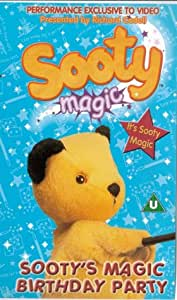 Sooty: Magic Birthday Party [VHS] [2001]