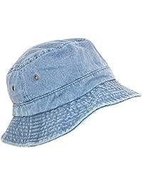 Dorfman Pacific algodón Packable verano viaje sombrero