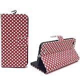 König-Shop Schutz Hülle Wallet Rahmen Bumper Handy Tasche