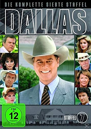 Dallas - Staffel 7 [8 DVDs]