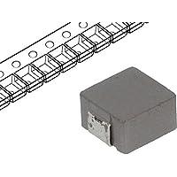 4x HPI0530-4R7 Inductor wire SMD 4.7uH Ioper3.2A 55mΩ Body dim5x5x2.8mm