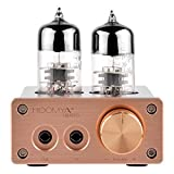 Hoomya 6J9 Mini Valve Tube Headphone Amplificatore del tubo di vuoto Mini Audio HiFi Stereo Cuffia Amp Audio Preamplificatore di Alimentazione