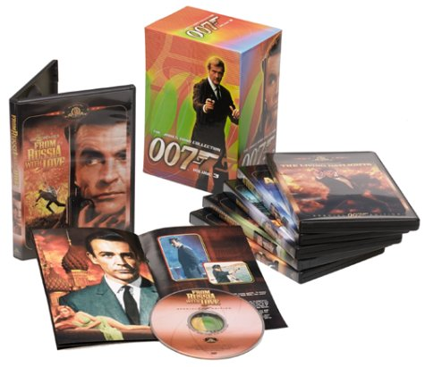 James Bond Gift Set 3 [Import USA Zone 1]