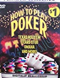 How to Play Poker: Texas Hold-em, 7-card Stud, Omaha, Pai Gow Poker- Platinum Collection by David Wilhite