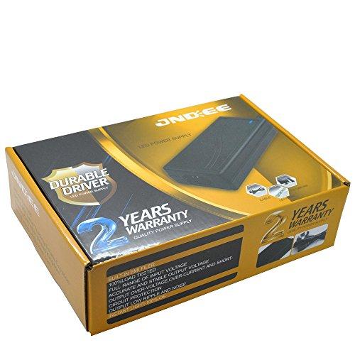 JnDee™ 12V 5A 5 amp 60W AC / DC ...