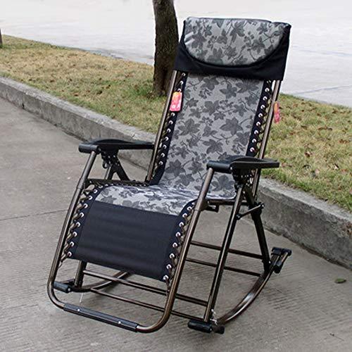 AA-SS-Folding chair Mittagspause-Stuhl des Schaukelstuhls des Schaukelstuhls des Schaukelstuhls des...