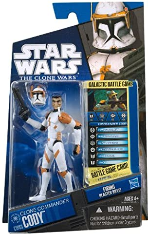 Clone Commander Cody Star Wars - The Clone Wars von Hasbro