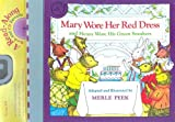 Mary Wore Her Red Dress and Henry Wore His Green Sneakers Book & CD (Read Along Book & CD) by Merle Peek (2006-09-18)