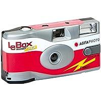 AgfaPhoto LeBox Flash - Cámara de un solo uso