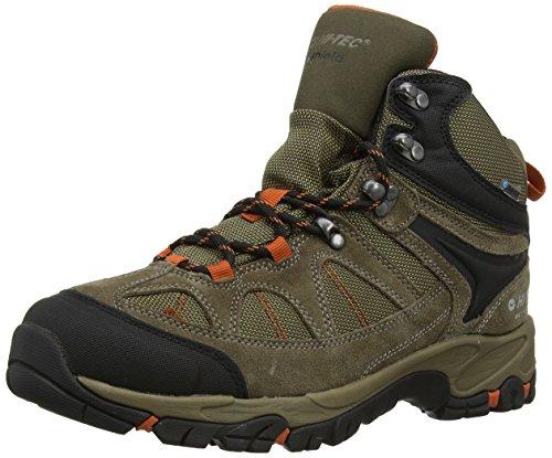 Hi-Tec Altitude Lite I Wp, Herren Trekking- & Wanderstiefel Trekking- & Wanderschuhe Braun (Smokey Brown/Taupe/Red Rock 042)