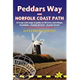 Peddars Way & Norfolk Coast Path: British Walking Guide: Planning, Places To Stay, Places To Eat; Includes 60 Large-Scale Walking Maps (Trailblazer British Walking Guides) by Alexander Der Stewart (2011-06-14)