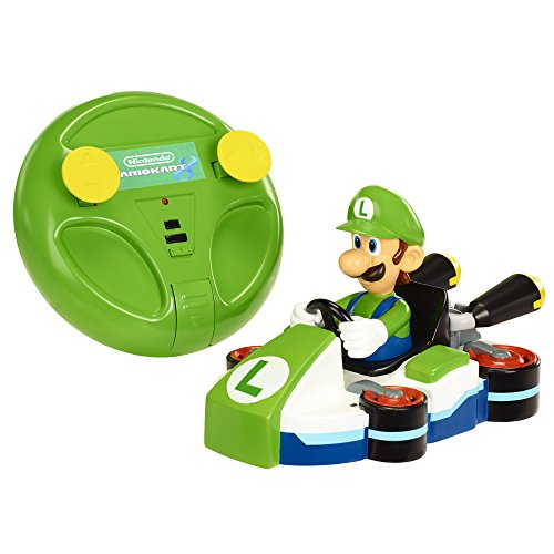 Mario Kart 8 IR Wall Climber W1 - Luigi