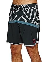 "Quiksilver Highline Techtonics 18"" - Board Shorts For Men EQYBS03900"