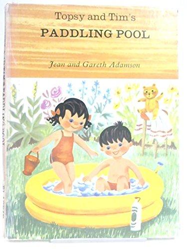 Topsy and Tim's paddling pool