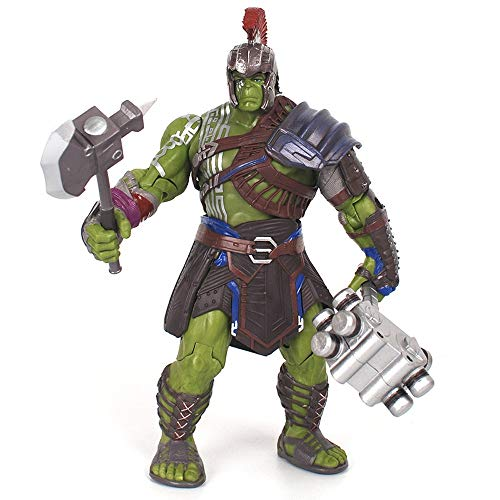 YONG FEI Model Hulk Marvel Doll, Hulk Action Figure 7.8 '' Green Giant Legends Amazing, Collectible Gift, Sophisticated Workmanship / PVC Boutique