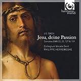 Jesu, deine Passion : Cantates BWV 22, 23, 127 et 159 | Bach, Johann Sebastian (1685-1750)