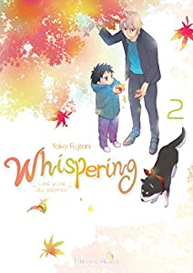 Whispering, les voix du silence Edition simple Tome 2