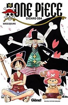 One Piece - Édition originale - Tome 16 : Successeurs