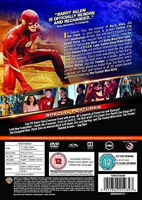 The Flash: Season 4 [DVD] [2018]