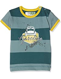 Phister & Philina Baby Boys' isak Motor Organic T-Shirt