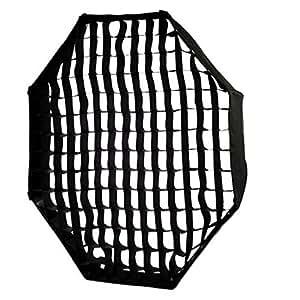 DynaSun GR 120 cm Grille Nid D'abeille pour Boîte Lumière Softbox 120cm Flash Studio Stroboscopique