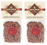 Dolci Aveja Ferratelle di Cioccolato al Latte - Pacco da 2 x 100 g