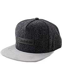52578bb51beba Blackskies Snapback Cap Sombrero Gamuza Camo Denim Visera Flanell Unisex  Premium Gorras de Béisbol Casquete Lana