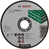 Bosch 2 608 600 385 - Disco de corte recto Expert for Stone - C 24 R BF, 125 mm, 2,5 mm (pack de 1)