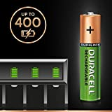 Duracell Recharge Ultra Type AAA Batteries 850 Mah - Pack of 4