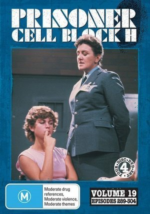 Prisoner: Cell Block H - Vol. 19 (Ep. 289-304) - 4-DVD Set ( Caged Women ) ( Women Behind Bars ) by Alan Hopgood (Woman-dvd Caged)