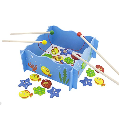 vortigern-51027-wooden-fishing-sea-world-game-with-magnetic-rods-and-fish