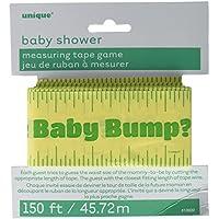 Measuring Tape Baby Shower GameP