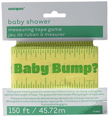 Babybauch-Maßband für Babyparty, 45,72 m ()