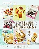 Telecharger Livres L atelier des petits gourmands (PDF,EPUB,MOBI) gratuits en Francaise
