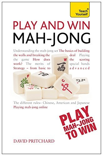 Play and Win Mah-jong: Teach Yourself: Book (Teach Yourself: Games/Hobbies/Sports) by Pritchard, David (November 29, 2013) Paperback