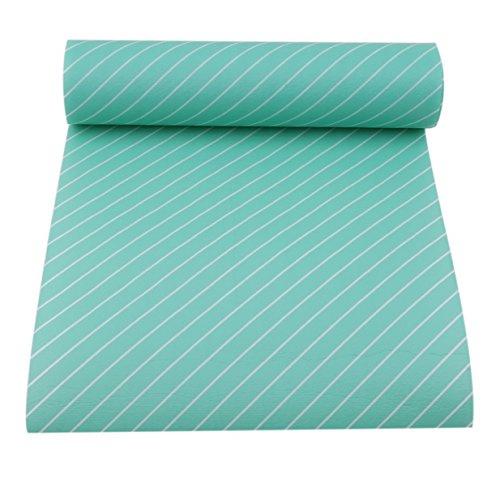 Lalang Wasserdicht Küche Schrankpapier no-adhesive Schubladenmatte, Schubladeneinlage rutschfeste Schrank Liners, 30cm (Grün) - Schublade Papier Für Kommode Liner