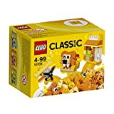 #1: Lego Orange Creativity Box, Multi Color